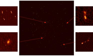 مشاهده هزاران کهکشان جدید در اولین تصویر منتشر شده از یک سوپر تلسکوپ!
