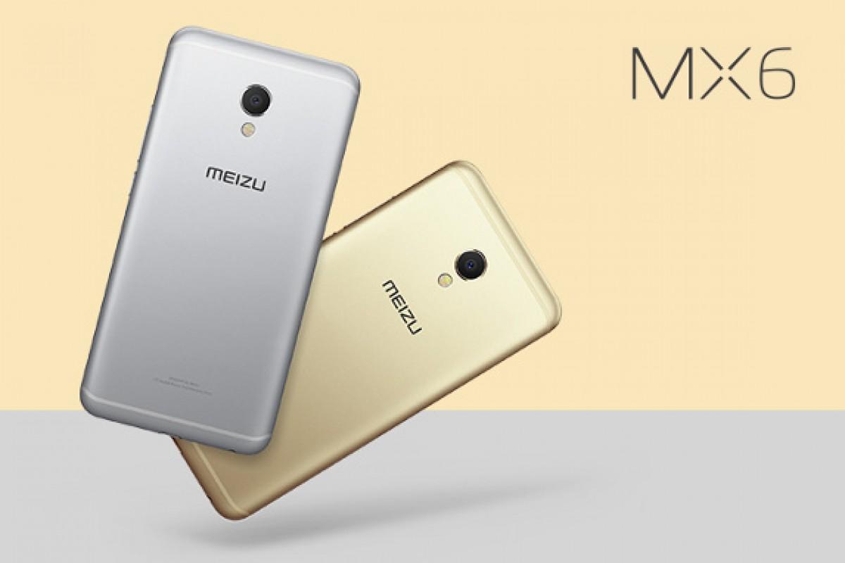 میزو MX6 با نمایشگر ۵.۵ اینچی و بدنه فلزی رسما معرفی شد