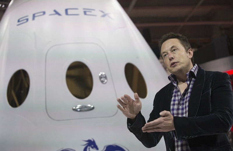 so-in-early-2002-musk-founded-the-company-that-would-be-known-as-space-exploration-technologies-or-spacex-musks-goal-is-to-build-processes-that-would-make-spaceflight-cheaper-by-a-factor-of-ten