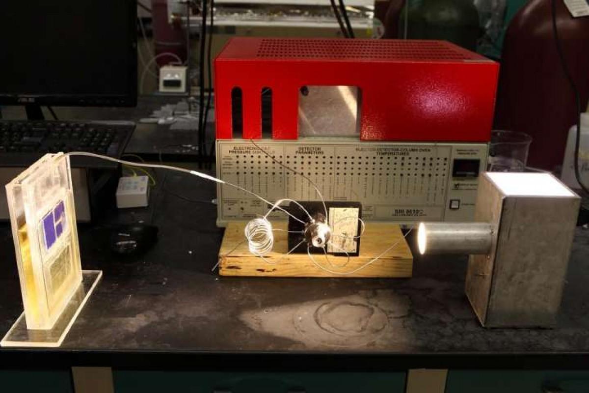 محققان و ساخت یک سلول خورشیدی که دیاکسیدکربن را به سوخت هیدروکربنی تبدیل میکند