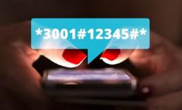 ۷ کدی که اطلاعات مخفی تلفن هوشمندتان را آشکار میسازد