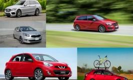۸ خودرویی که در کانادا فروخته میشوند ولی در آمریکا نه!