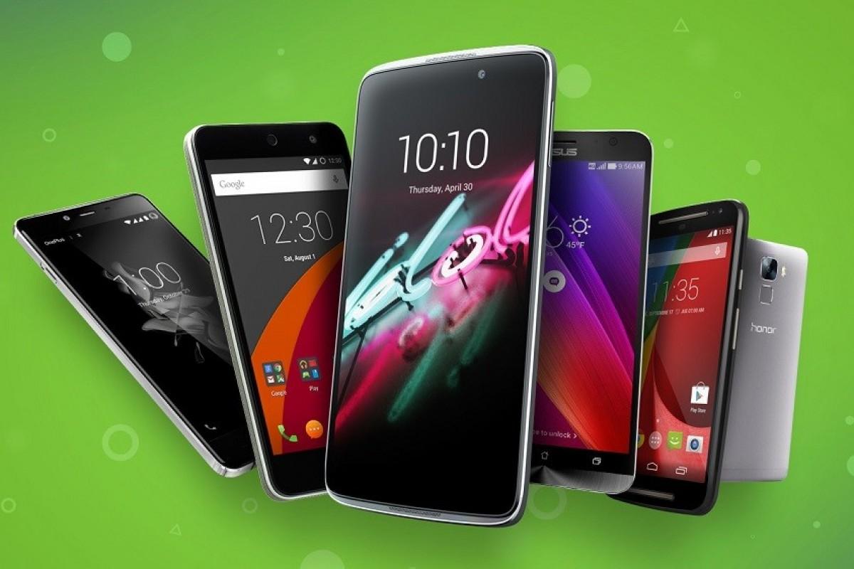 بهترین گوشیهای بازار در محدوده قیمتی زیر ۵۰۰ هزار تومان