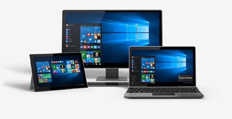 کانسپت: تم تمام روشن برای نسخه رومیزی ویندوز 10