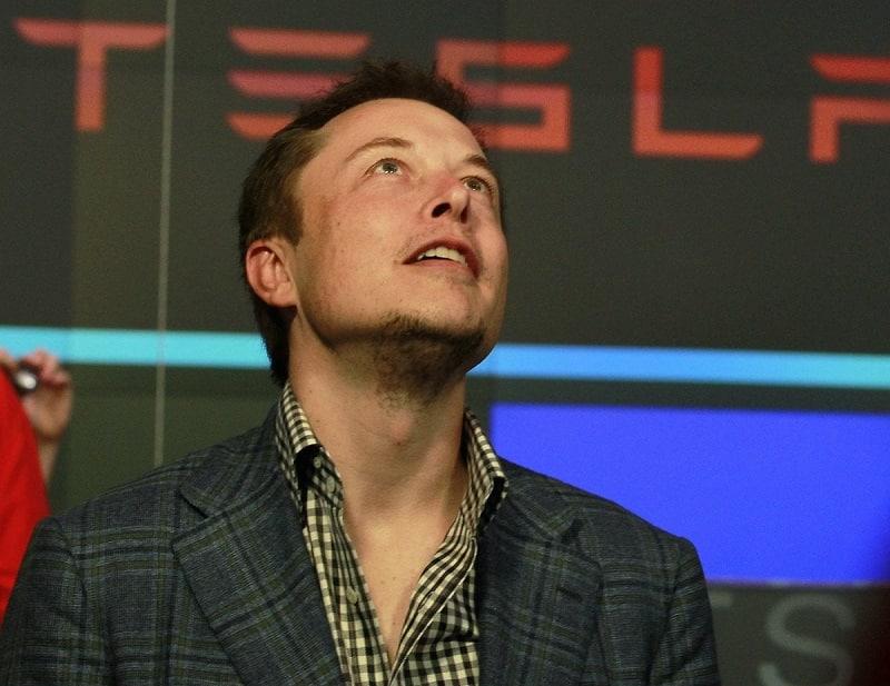 Ceo of Tesla 2008