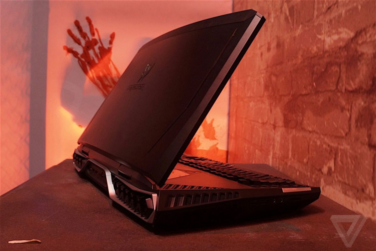 لپتاپ ایسر Predator 21 X با نمایشگر خمیده و دو کارت گرافیک GTX 1080 رسما معرفی شد: یک درنده به تمام معنا!