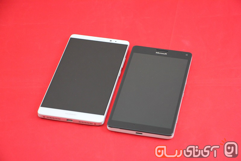 Huawei Mate8 Vs Lumia 950XL (4)