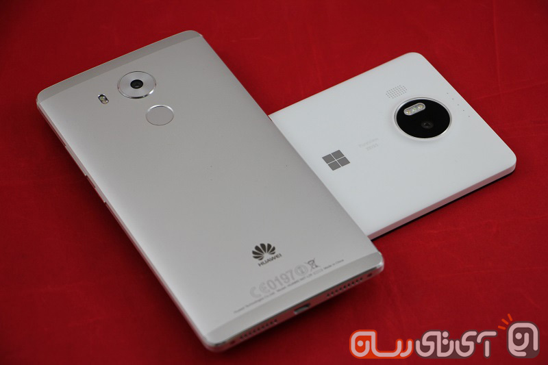 Huawei Mate8 Vs Lumia 950XL (7)
