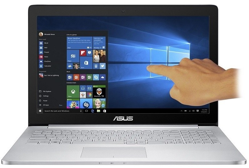 Notebook-ASUS-N501VW-A436efa