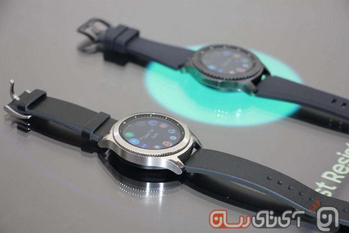 قیمت هر دو مدل ساعت هوشمند Gear S3 سامسونگ مشخص شد