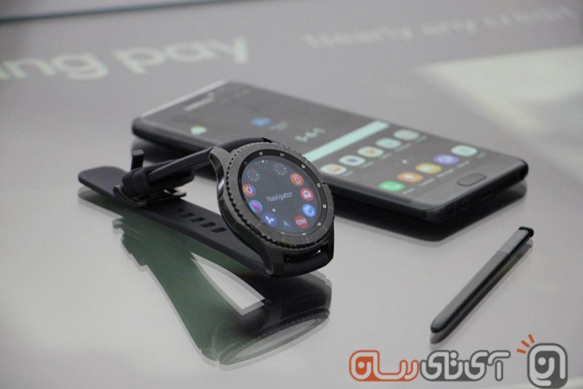 پشتیبانی کامل ساعت هوشمند Gear S3 سامسونگ از سیستم عامل iOS