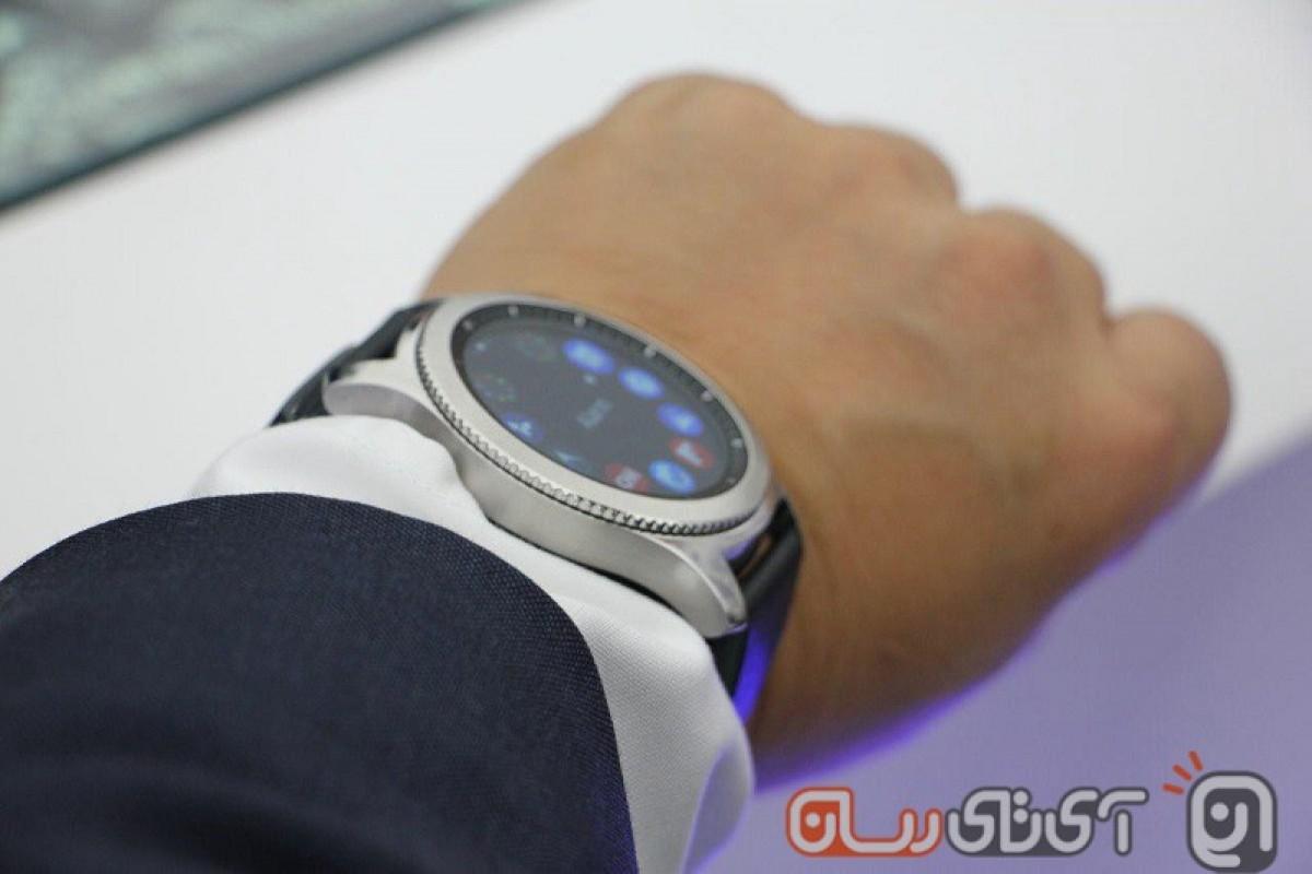 تماشا کنید: نگاه نزدیک و اختصاصی آیتیرسان به ساعت هوشمند Gear S3 سامسونگ