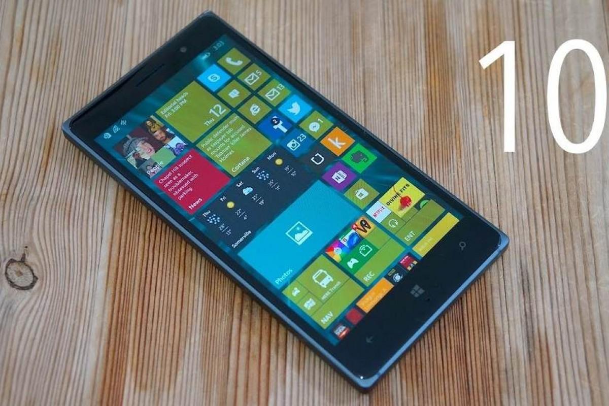 تنها ۱۴ درصد کاربران ویندوزفون از ویندوز ۱۰ استفاده میکنند!