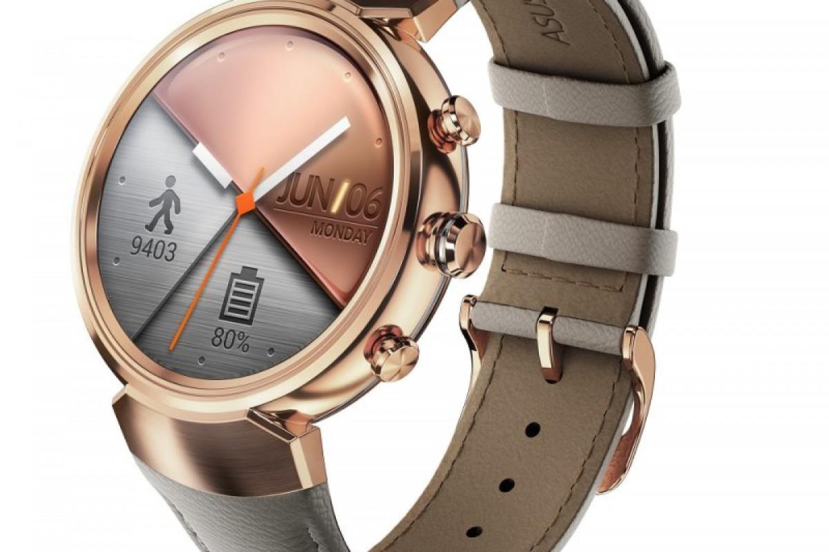 عرضه ساعت هوشمند ایسوس ZenWatch 3 از ماه آینده با قیمت ۲۲۹ دلار