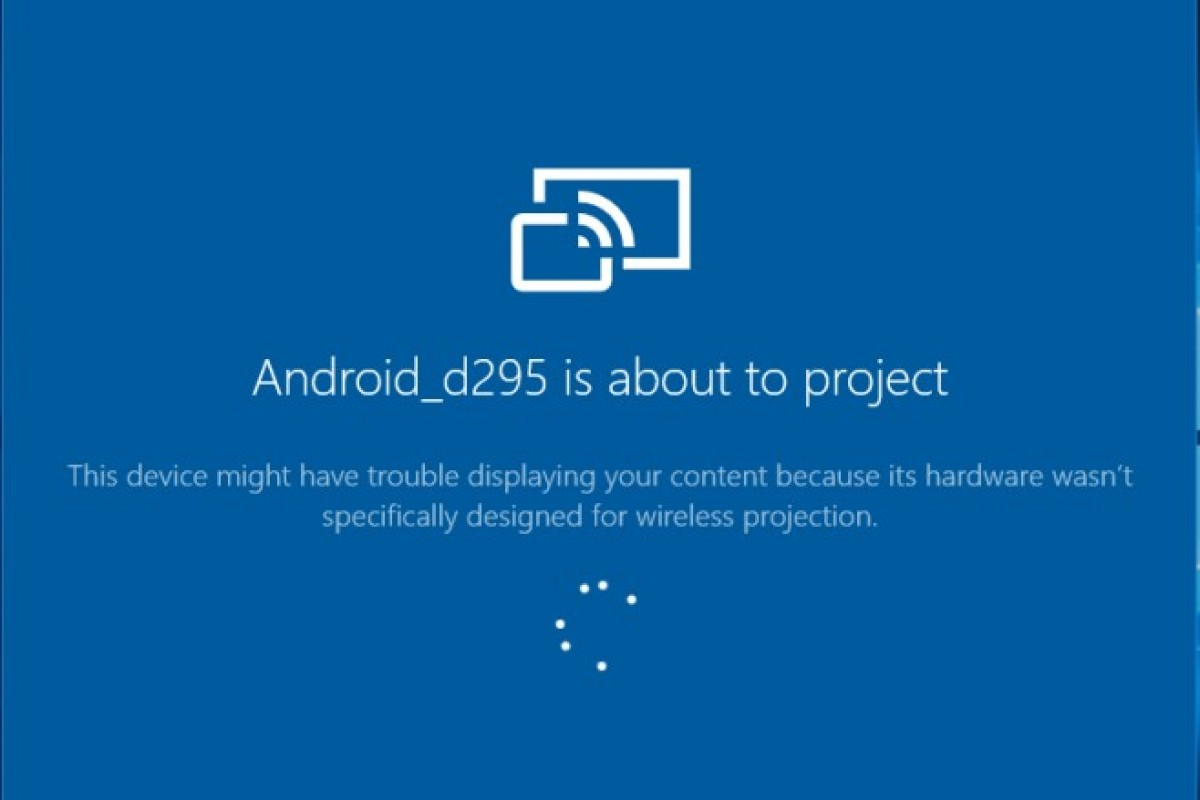 نمایشگر گوشی اندرویدی خود را بر روی ویندوز ۱۰ منتقل کنید