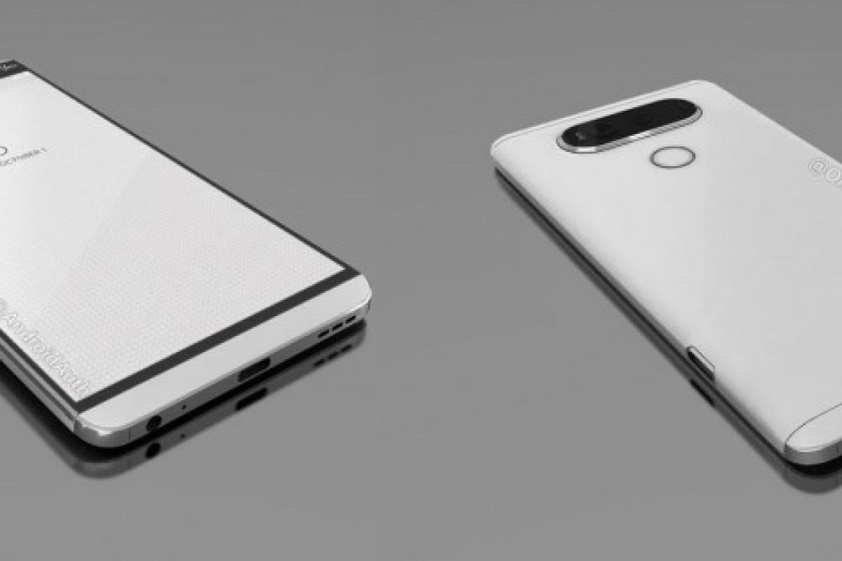 الجی V20 اولین تلفن هوشمند مجهز به چیپ Quad DAC از نوع ۳۲ بیتی در جهان