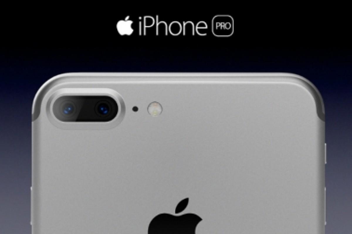 بلومبرگ: آیفون ۷ با دوربین دوگانه و بدون جک ۳.۵ میلیمتری هدفون معرفی میشود