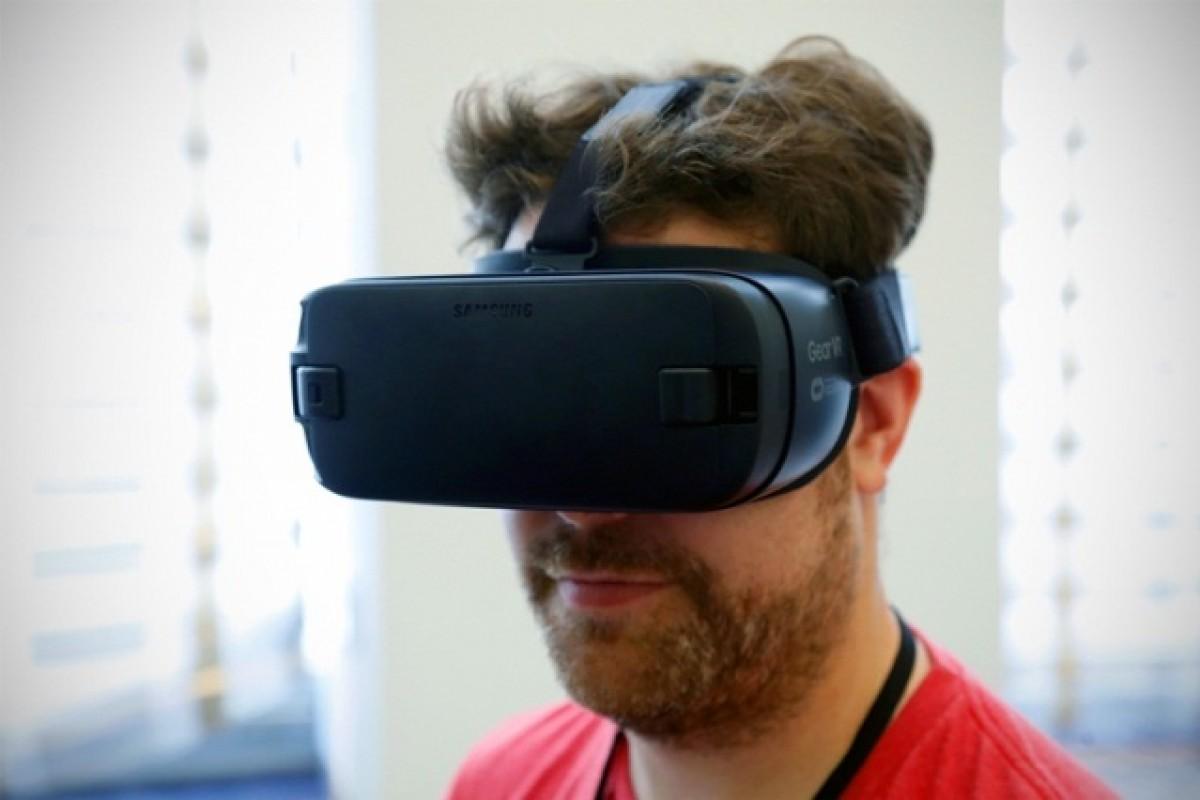 سامسونگ از نسخه جدید Gear VR رونمایی کرد