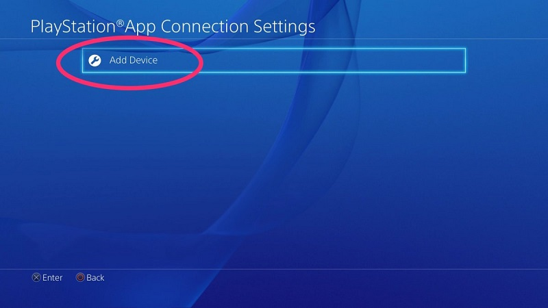 next-make-sure-your-phone-and-ps4-are-connected-to-the-same-wi-fi-network-then-go-to-settings--playstation-app-connection-settings--add-device