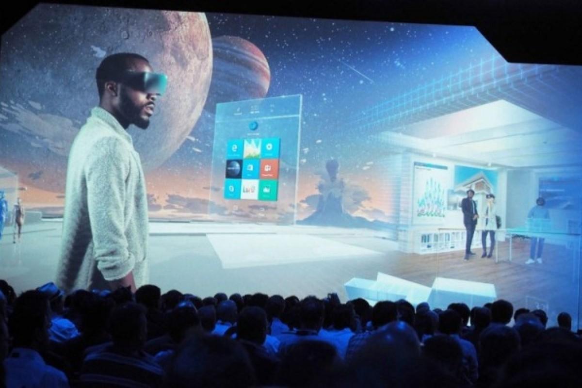 تمام نسخههای ویندوز ۱۰ به ویندوز هولوگرافیک مجهز میشوند