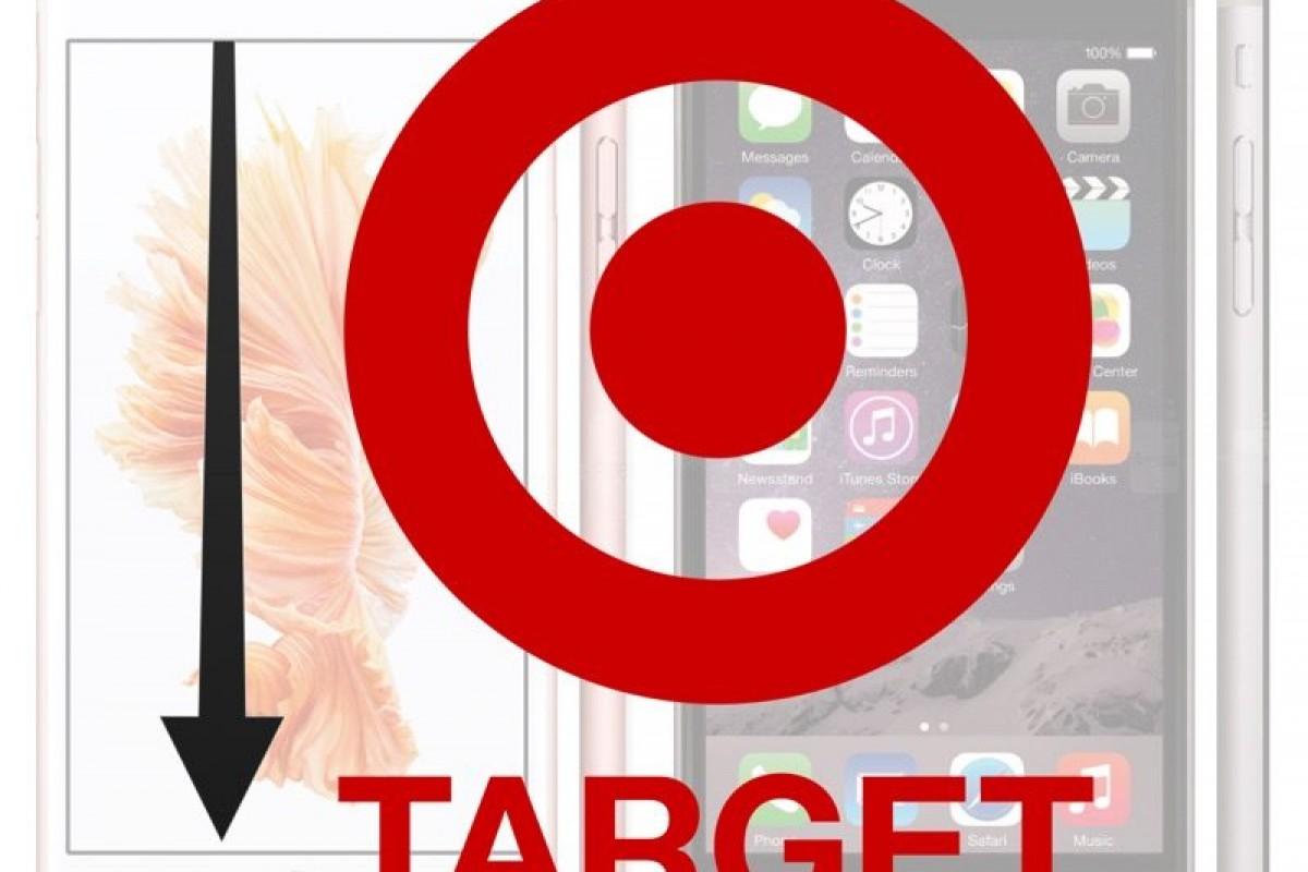کاهش ۲۰ درصدی فروش محصولات اپل در فروشگاههای زنجیرهای Target