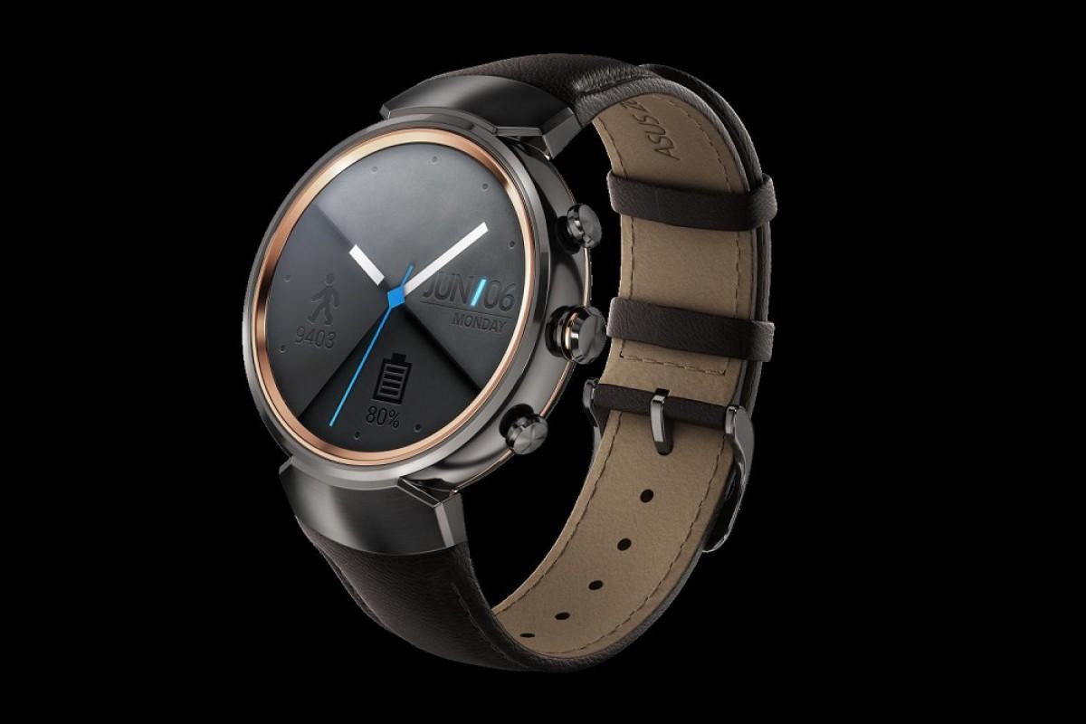 ایسوس و رونمایی از ساعت هوشمند ZenWatch 3