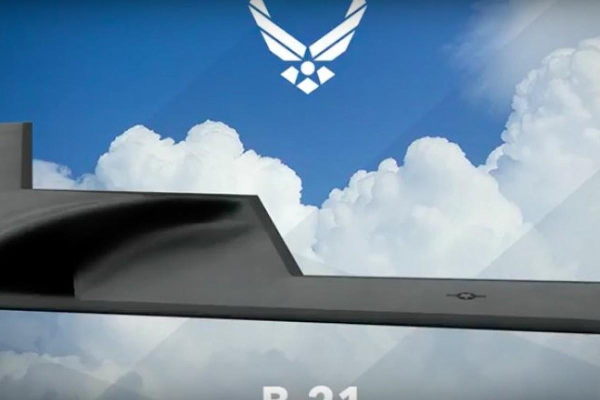 نام بمب افکن فوق پیشرفته آمریکا اعلام شد