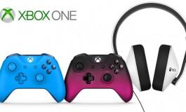 مایکروسافت برای ایکس باکس وان، کنترلرهای جدید و هدفون مخصوص عرضه کرد