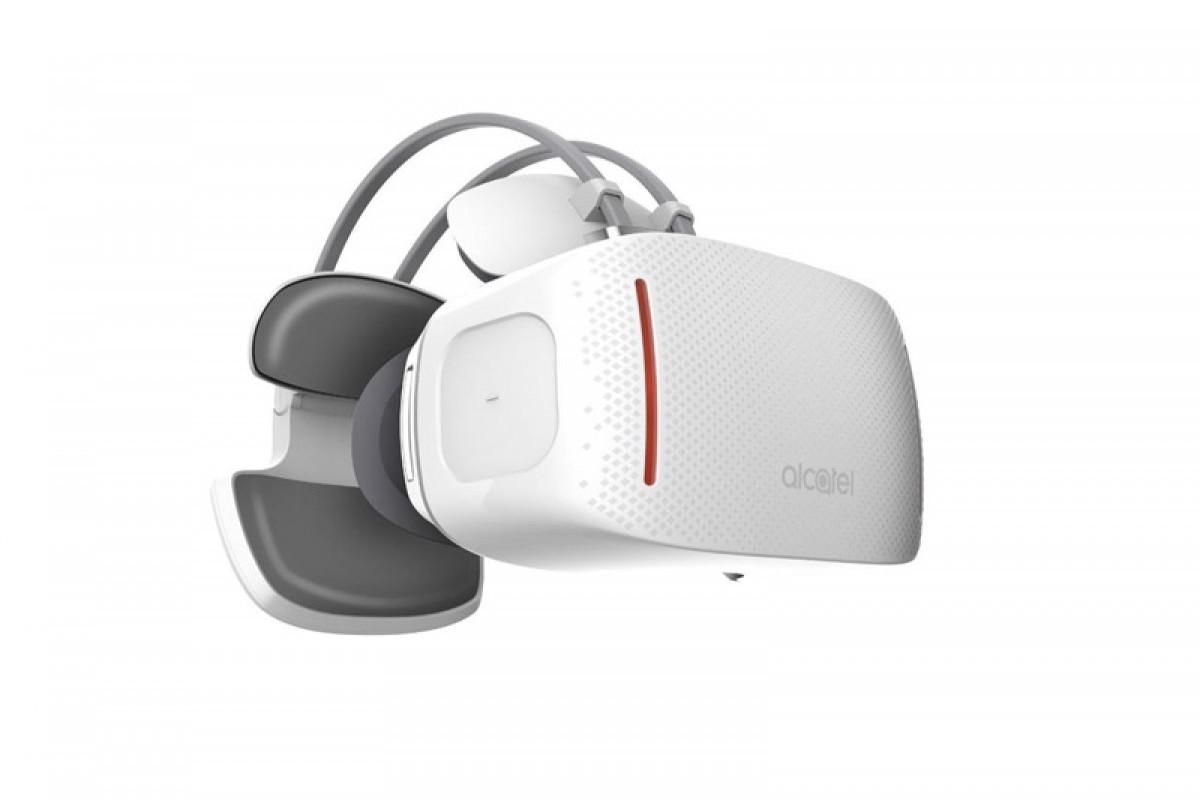 آلکاتل Vision معرفی شد: یک هدست واقعیت مجازی که بدون نیاز به اسمارت فون کار میکند!