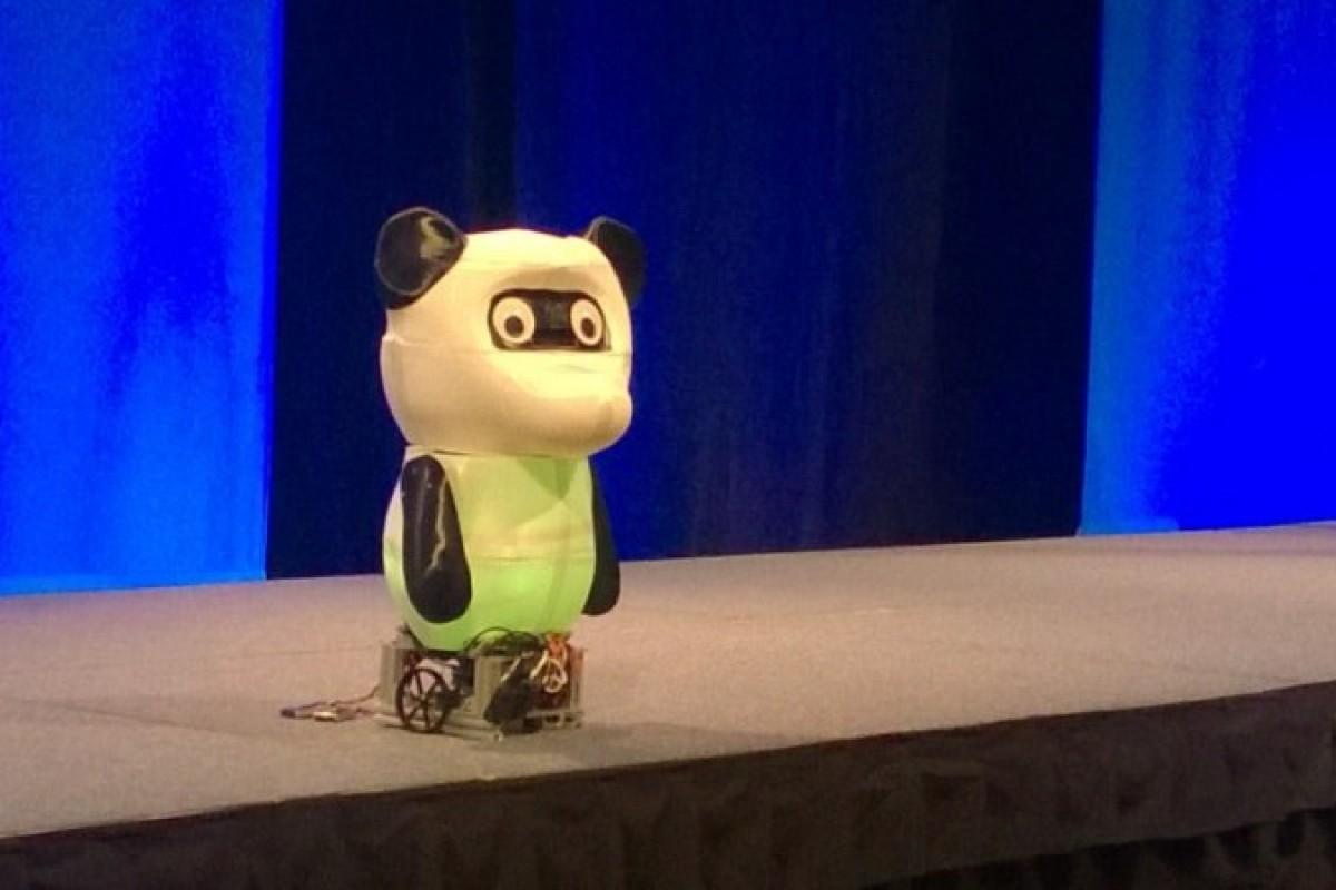 با Bamboo اولین ربات مبتنی بر هسته اینترنت اشیا ویندوز ۱۰ آشنا شوید