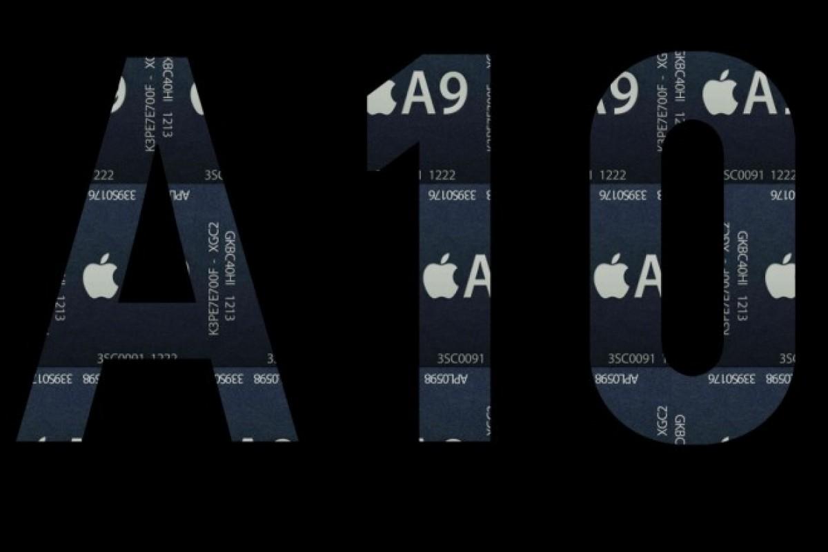 آخرین اطلاعات منتشر شده از چیپست اپل A10