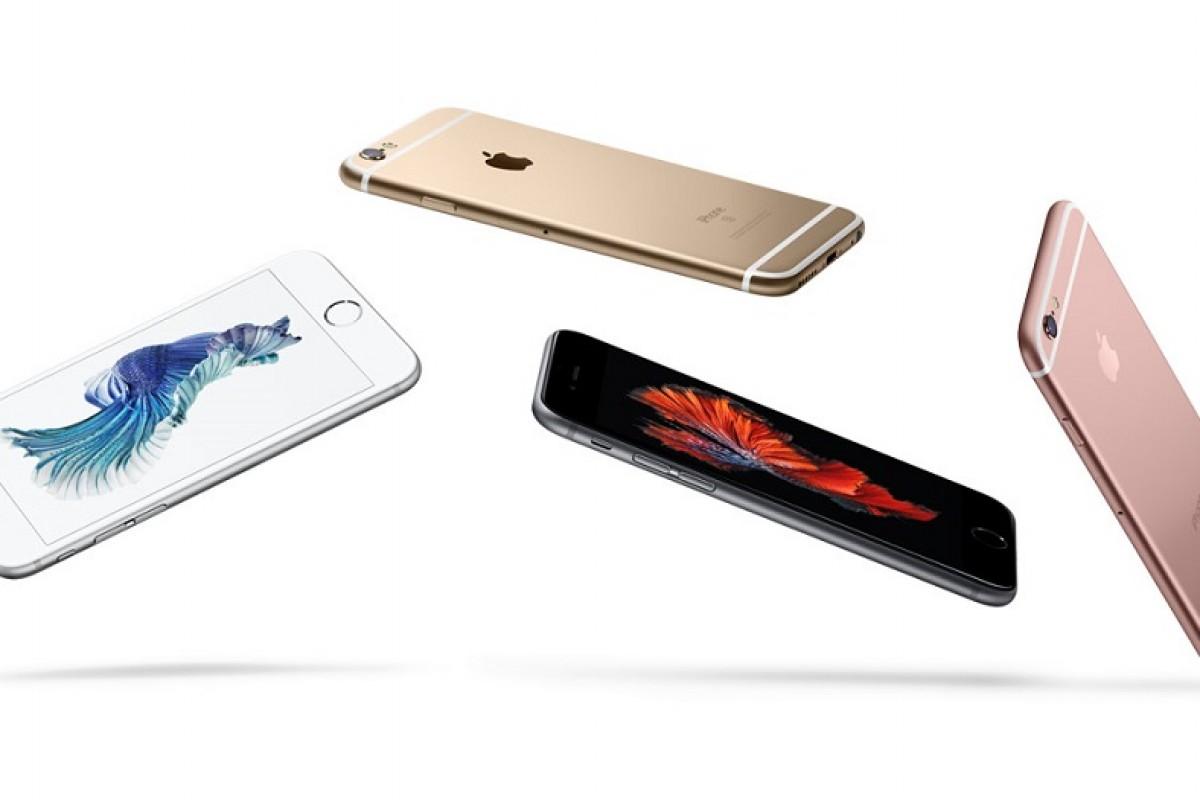 آیفون ۶S پرفروشترین گوشی هوشمند در دنیا