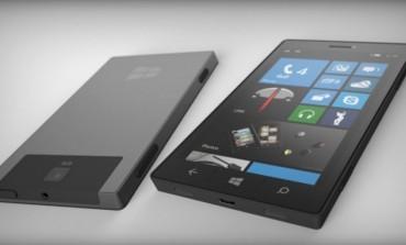 حسگر اثر انگشت سرفیس فون مایکروسافت درون نمایشگر آن قرار دارد