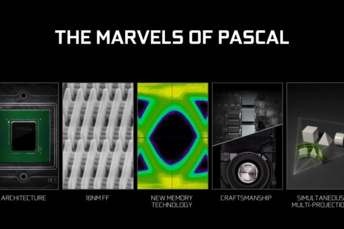 کارت گرافیکی انویدیا GeForce GTX 1050 از پاسکال GP107 بهره میبرد