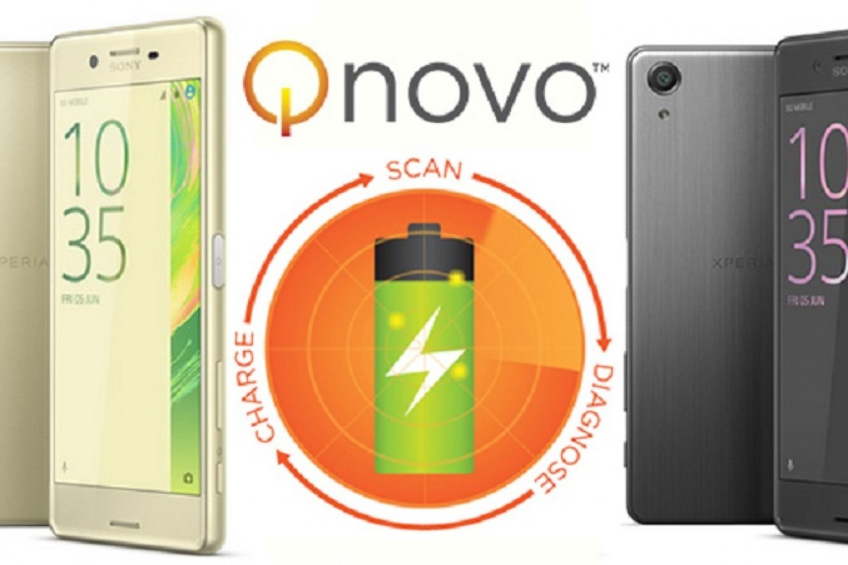 همکاری سونی با Qnovo برای افزایش شارژدهی باتریها