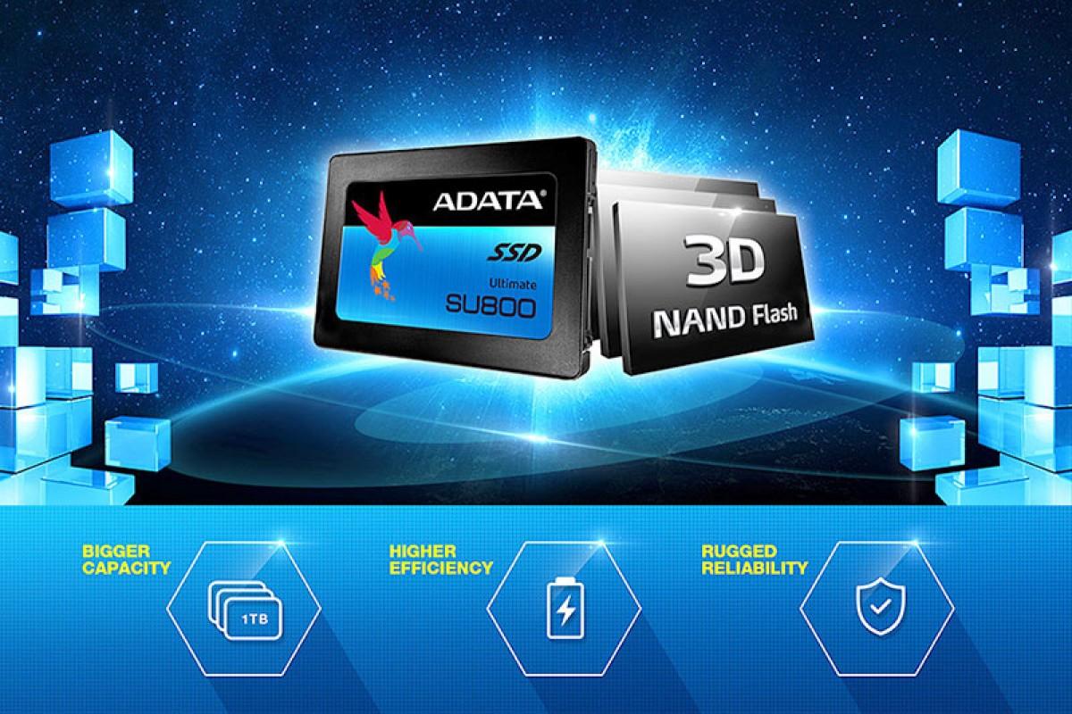 نسل جدید حافظههای SSD با ساختار۳D NAND Flash وارد کشورمان شد