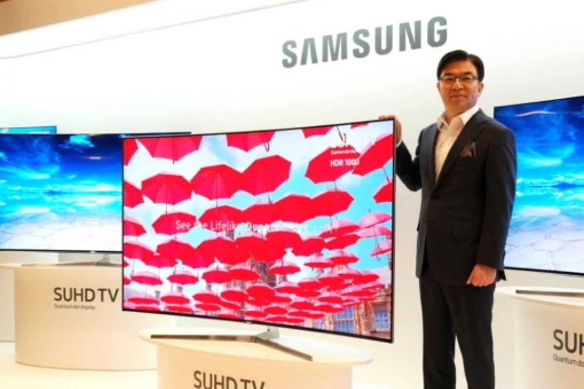 سامسونگ تلویزیونهای کوانتوم دات خود را مادامالعمر در برابر سوختگی نمایشگر گارانتی میکند!