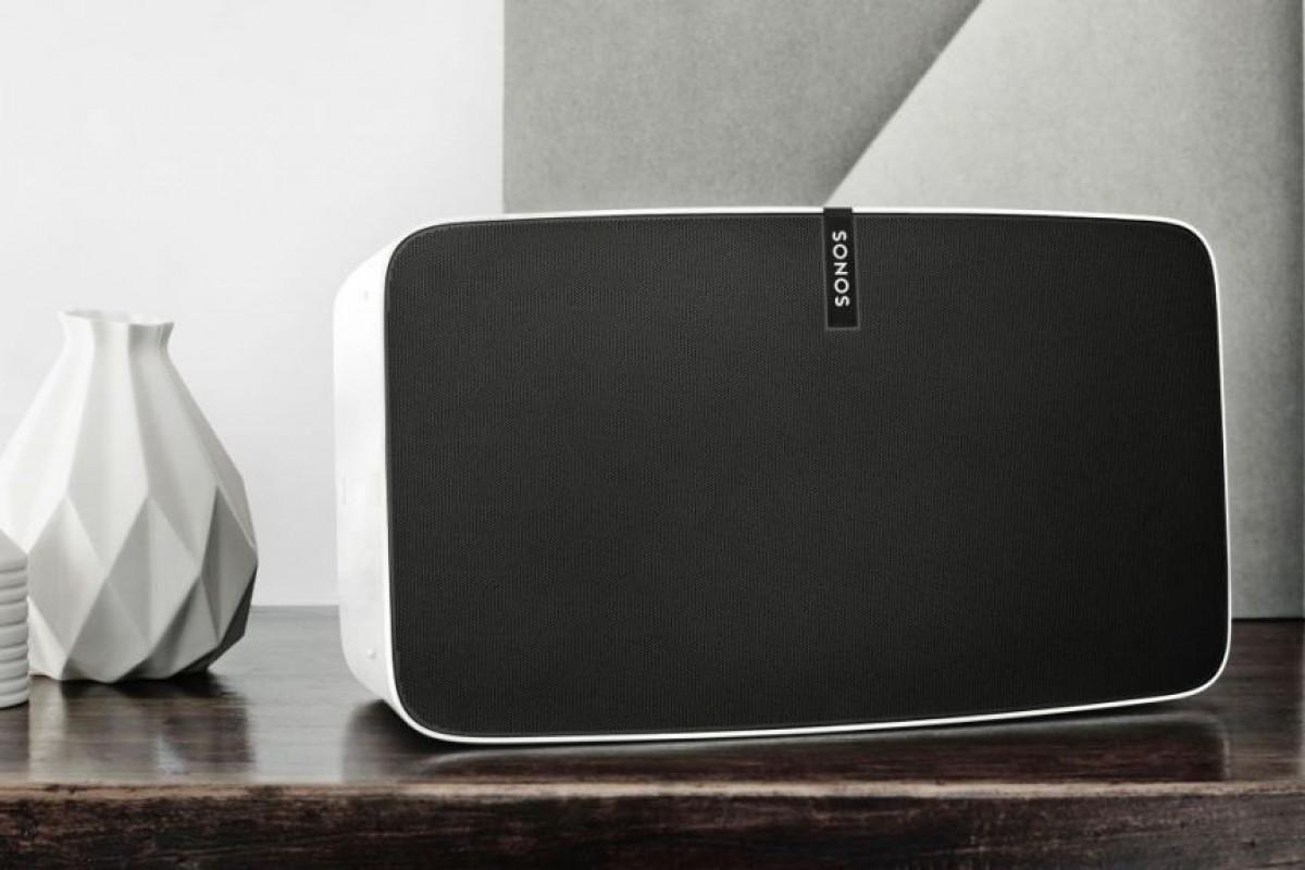 فروش اسپیکرهای وایرلس Sonos در فروشگاههای اپل