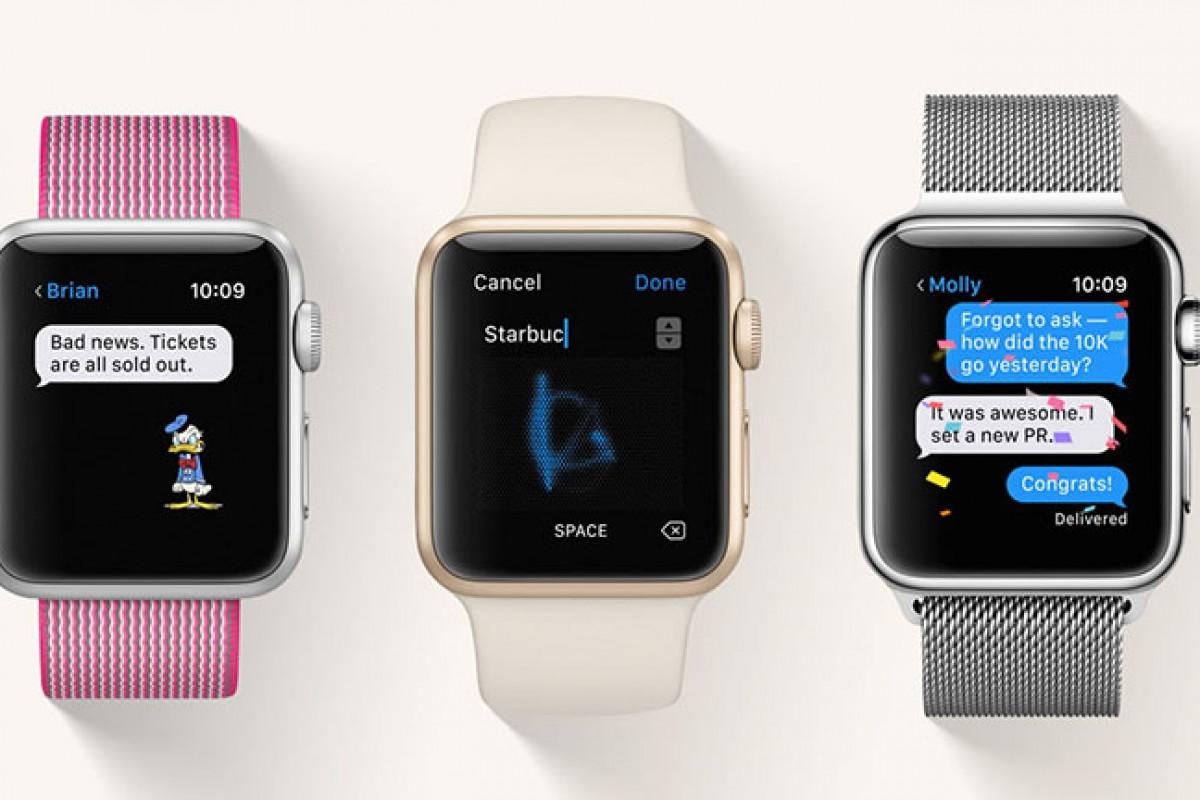 هر آنچه بایستی در مورد سیستم عامل watchOS 3 اپل بدانید