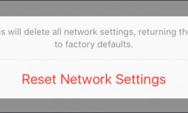 آموزش برطرف کردن مشکلات مربوط به شبکه در iOS