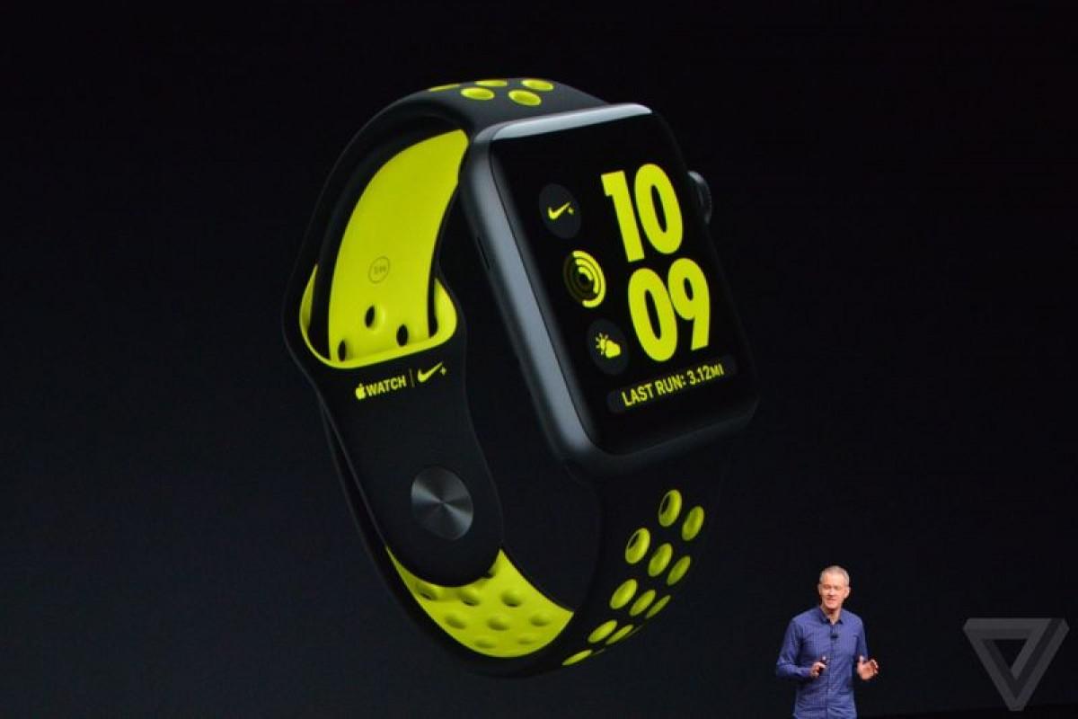 نسل دوم اپل واچ رسما معرفی شد