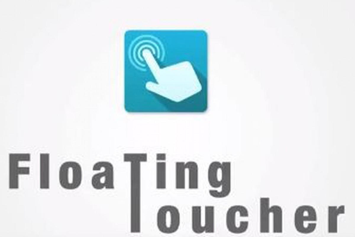 معرفی اپلیکیشن Floating Toucher: دکمه چرخان همه کاره!