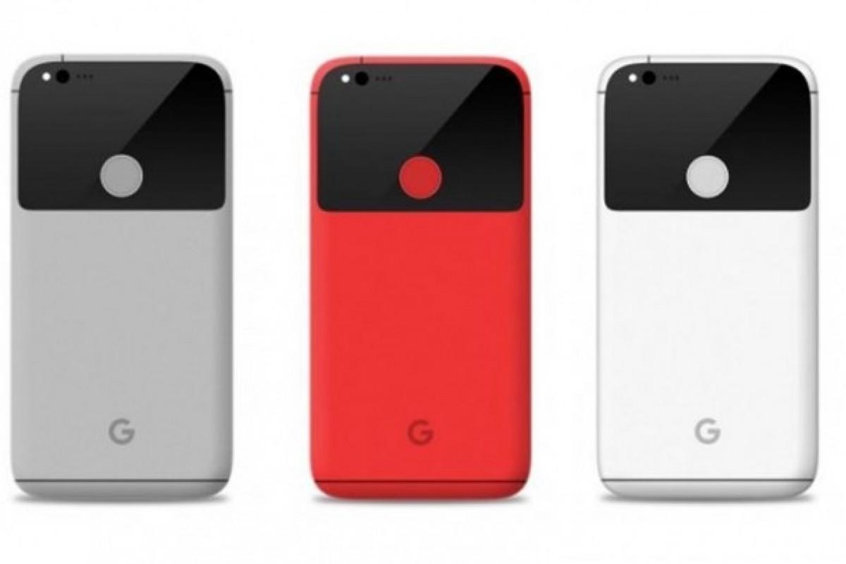 ویدیو رندر ۳۶۰ درجه از گوگل پیکسل XL را ببینید!