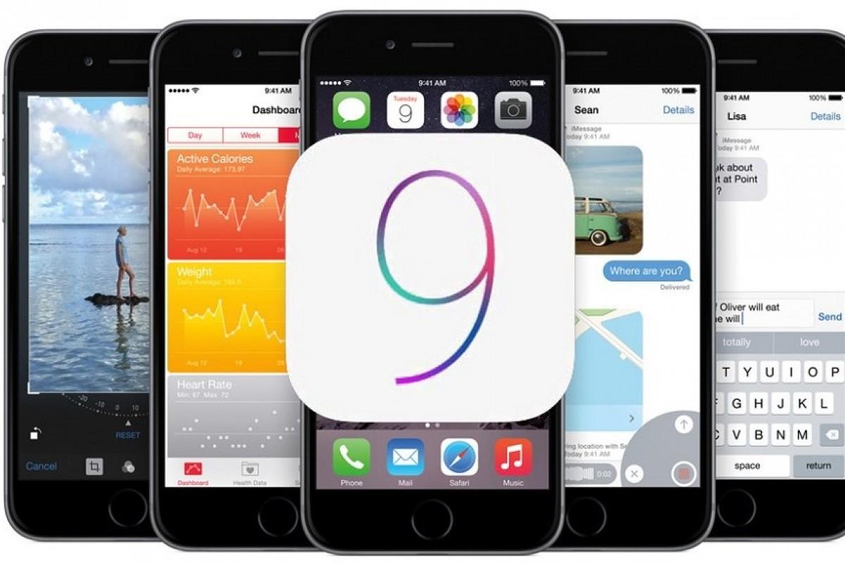 سهم ۸۸ درصدی iOS 9 در میان دستگاههای سازگار با آن
