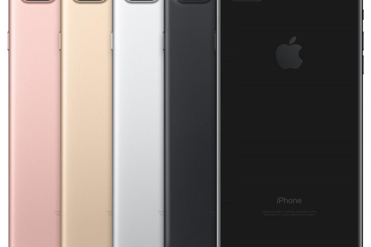 استفاده از Wide Color در نمایشگر آیفون ۷ رنگهای دقیقتری ایجاد میکند