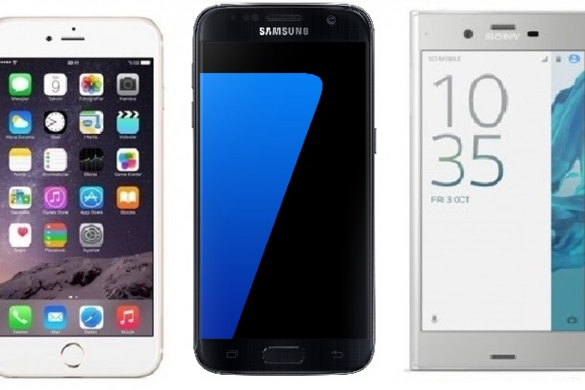 مقایسه اپل آیفون ۷ با سونی اکسپریا XZ و گلکسی S7 Edge: کدام پرچمدار را انتخاب میکنید؟!