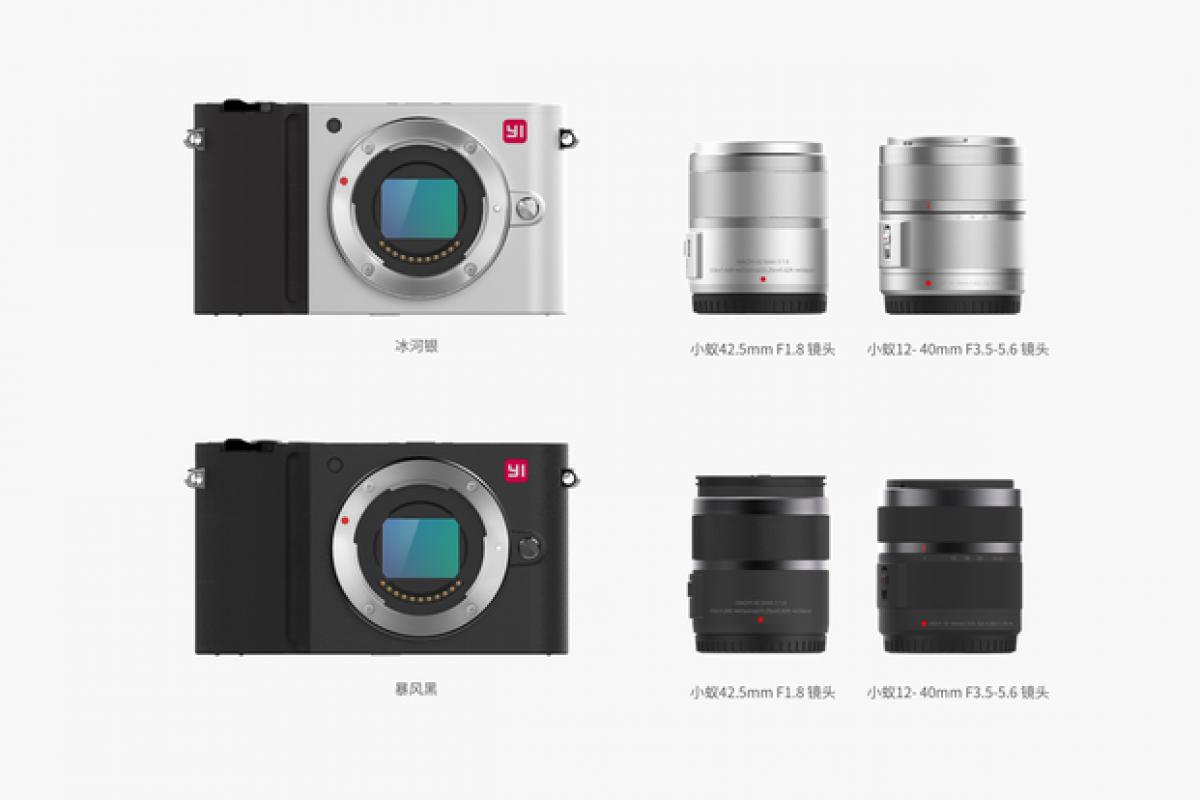 دوربین Yi M1 با قیمت ۳۳۰ دلار رسما معرفی شد