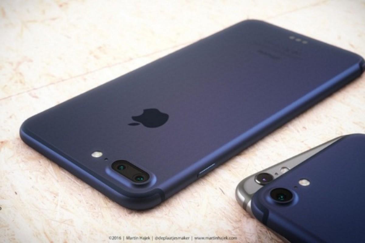 تصاویری از نسخه ۲۵۶ گیگابایتی اپل آیفون ۷