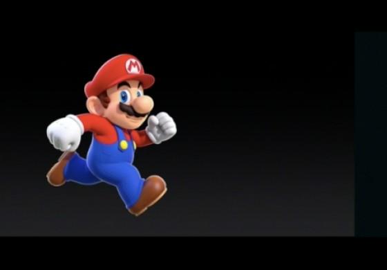 بازی سوپر ماریو برای آیفون عرضه میشود