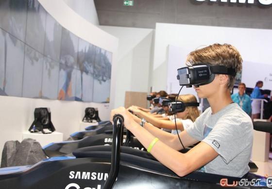 تماشا کنید: گزارش اختصاصی آیتیرسان از بخش واقعیت مجازی سامسونگ در IFA 2016